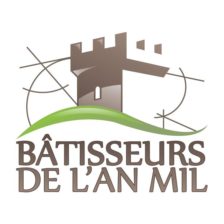 Logo Bâtisseurs de l'An Mil