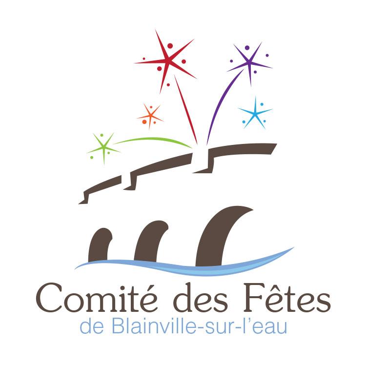 Logo Comité des Fêtes de Blainville-sur-l'eau