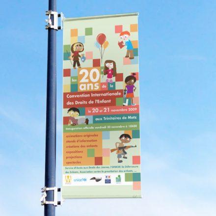 Convention Internationales des Droits de l'Enfant