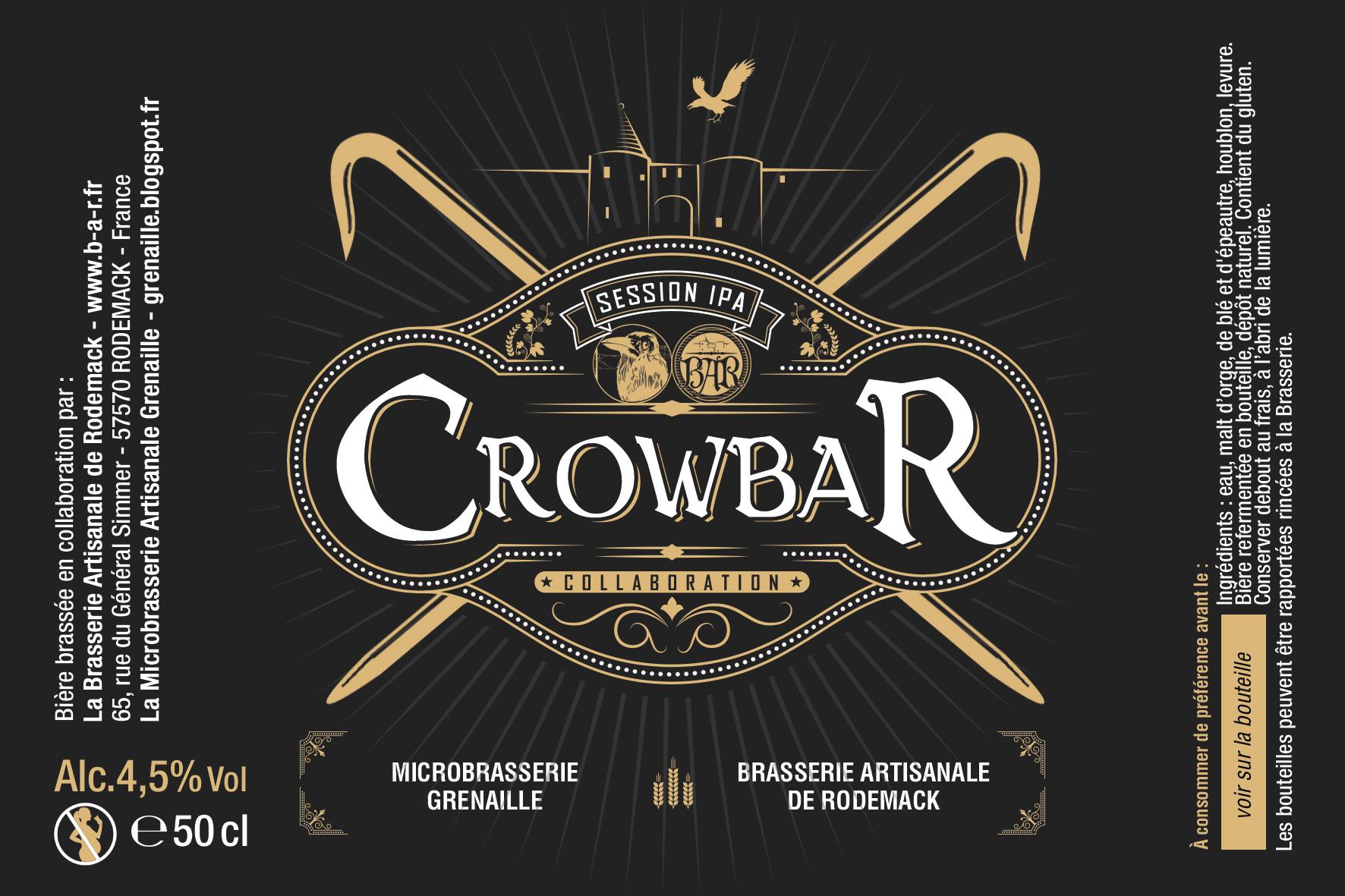 Etiquette Crowbar