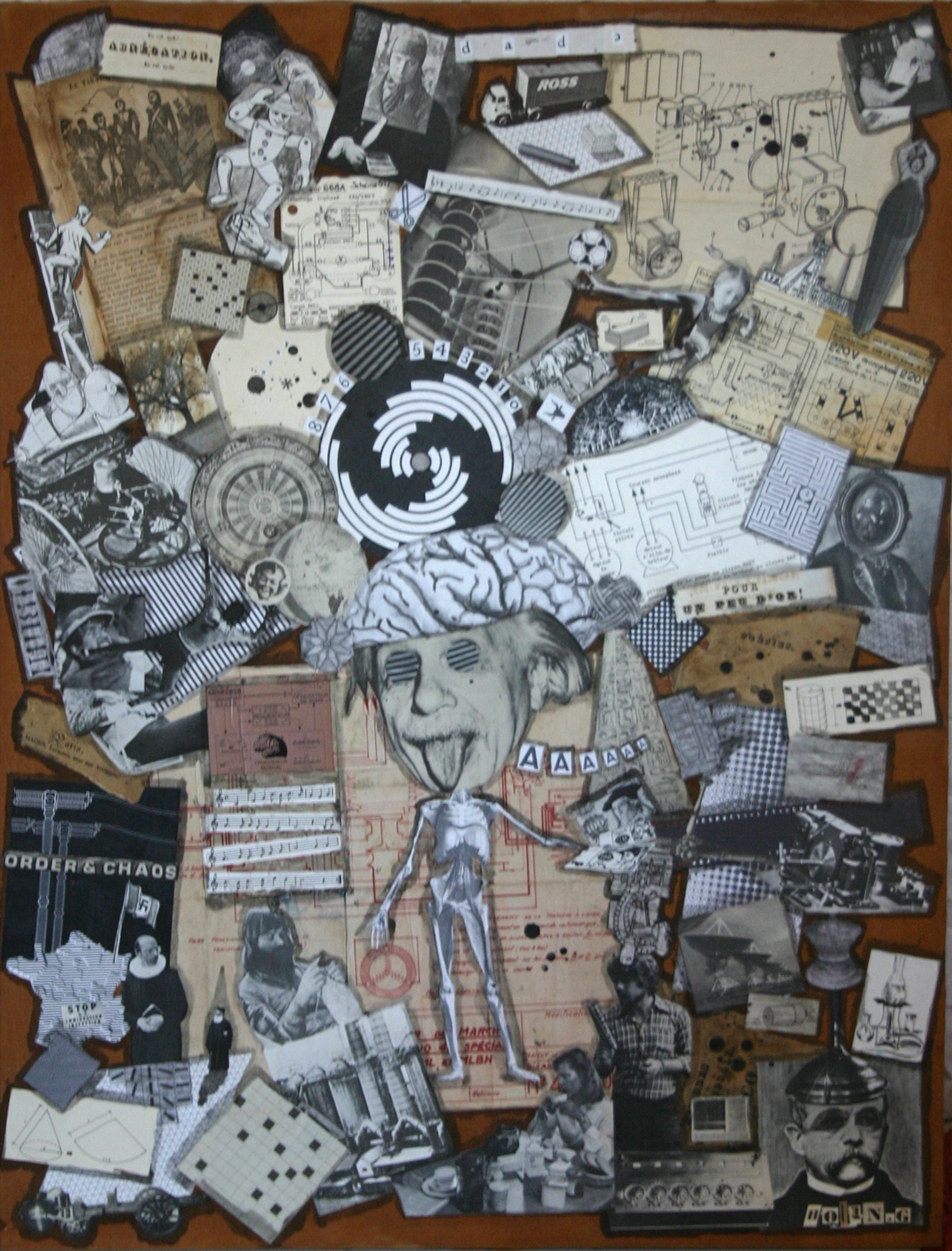 Collage A-Dada