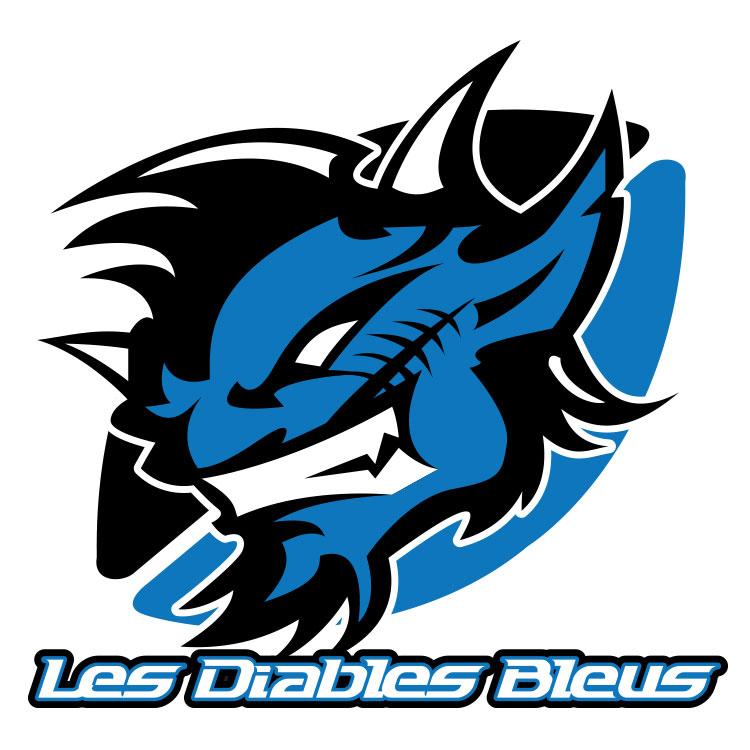 Logo Les Diables Bleus