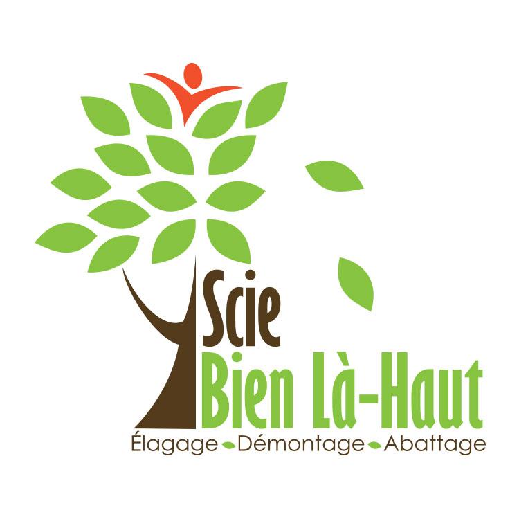 Logo Scie Bien Là-Haut
