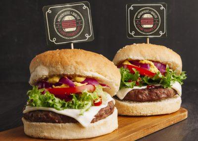 Logo Le 167 Burger