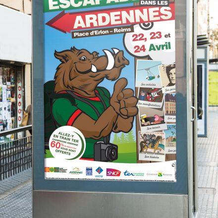 Escapade dans les Ardennes